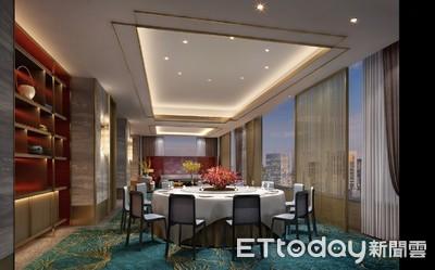 台北國賓斥資億元全新打造 目標「全台最好川菜廳」十月開幕