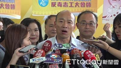抽籤才能質詢韓國瑜...陳其邁批:剝奪議會監督權力!對人民非好事