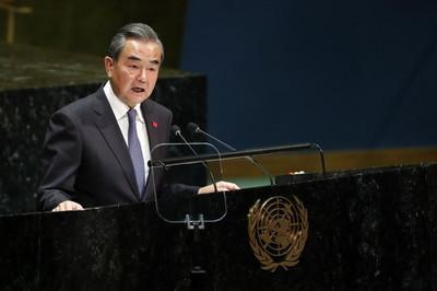 陸外長:堅持獨立自主的和平外交政策