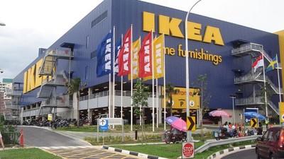 網友發起IKEA躲貓貓!千人響應「想躲超大客廳」 官方:不准來
