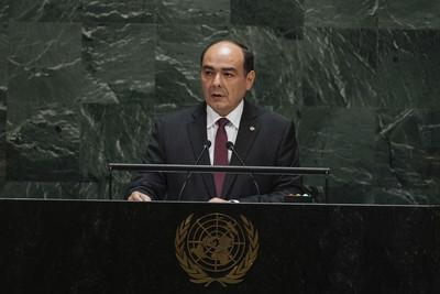 巴拉圭聯大總辯論隻字未提台灣