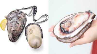 海洋風必備「牡蠣包」!白嫩肉肉讓人想咬一口 逼真手帕還有分生熟