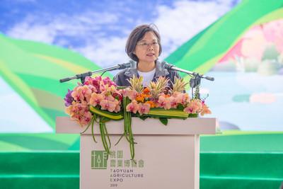 爭取農友支持 蔡政府規劃農民退休制度