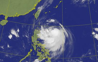 米塔「煞不住」恐轉中颱 暴風圈侵襲各地機率曝