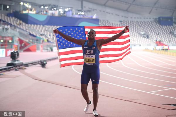 世錦賽100M金牌藥檢禁賽縮至18個月 仍無緣7月東京奧運