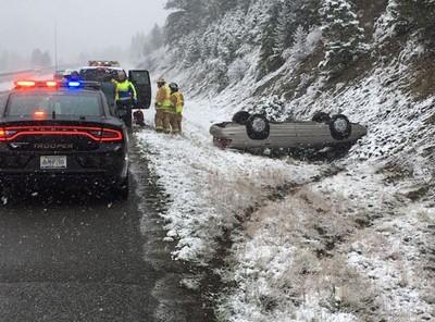 美國蒙州9月下大雪 部分地區積雪量將超過121cm