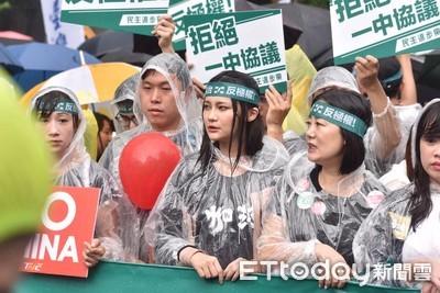 「明日台灣,後天大陸」台灣朝野有這份志氣嗎?