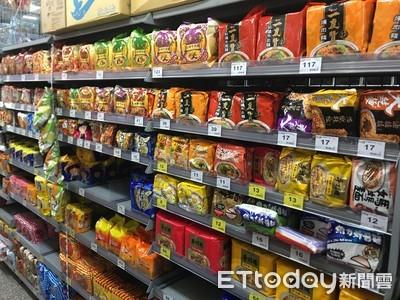米塔颱風來襲「快囤泡麵」!量販、超市熱銷TOP 10搶吃一波