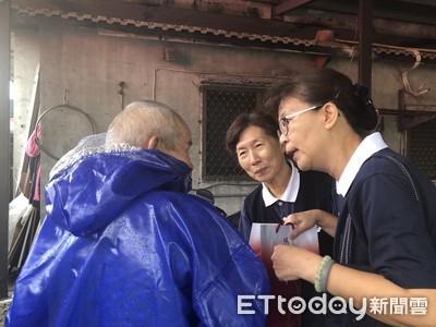 颱風欲來 慈濟志工關懷訪視照顧戶