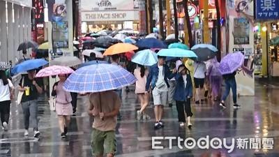 羨慕台灣有「颱風假」!日本暴雨仍要上班 人命關天該採因應措施