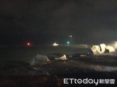 西子灣3釣客困禁區 海巡救人燒60萬