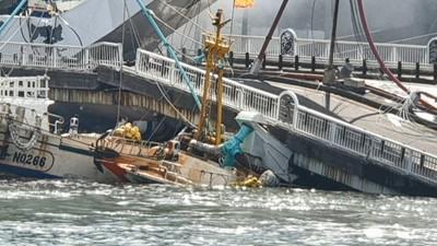 南方澳大橋垮「至少20傷」!蘇貞昌下令:各部會全力協助搶救