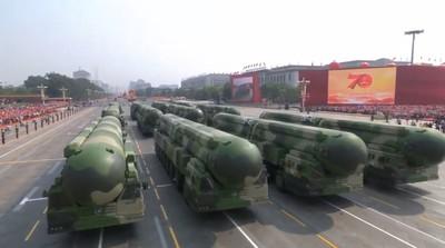 解放軍東風-41 美:已實戰部署