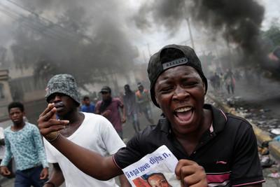海地總統涉貪神隱 反對派喊下台