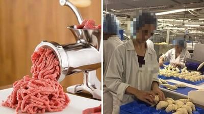 碎肉機「絞死一個員工」繼續用!記者混入食品廠 驚爆安全職訓只上5分鐘