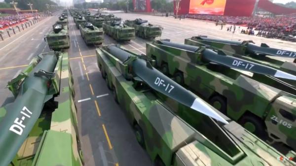 共軍東南沿海部署「東風-17」 專家曝光關鍵目的