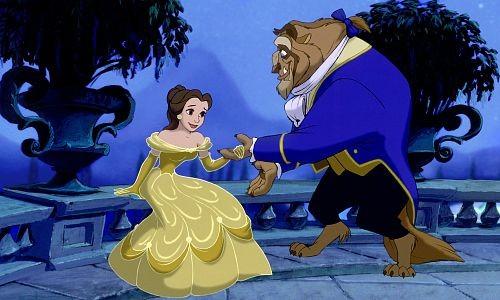 ▲美女與野獸。(圖/翻攝自IMDb)