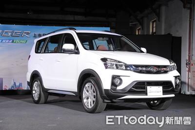 中華Zinger商旅車65.9萬起