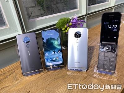 3鏡頭Nokia 7.2登台