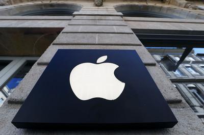 小摩看好iPhone銷售 預期蘋果股價漲20%
