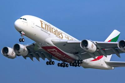 阿聯酋航空機票促銷!5千2飛倫敦