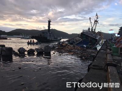 南方澳大橋坍塌 韓國瑜致電林姿妙:隨時提供援助