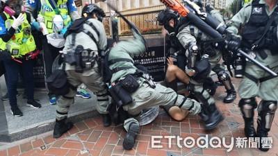 網傳少女遭港警性侵 警接獲報案
