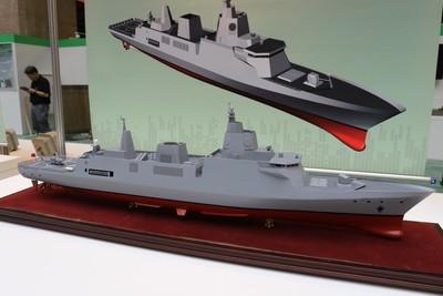 戰力危機?海軍新一代巡防艦難產