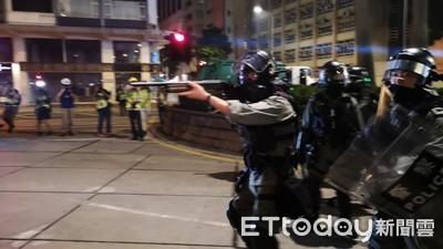 勿讓香港黑警躲台 移民署強調嚴審