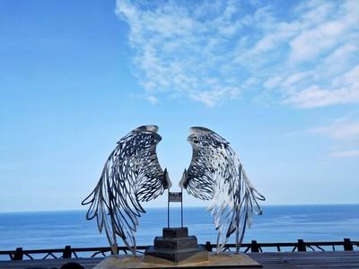 台東多良車站「天使翅膀」大升級
