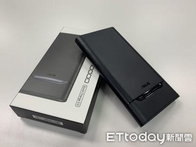 華碩推出全球首款智慧充電燈效行動電源 ZenPower 10000 QC 3.0快充僅重185克