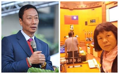 郭董捐1000萬 蔣月惠:若開收據是節稅