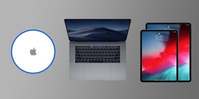 蘋果10月可望再推新品 Apple Tags、16吋MacBook Pro讓人期待!