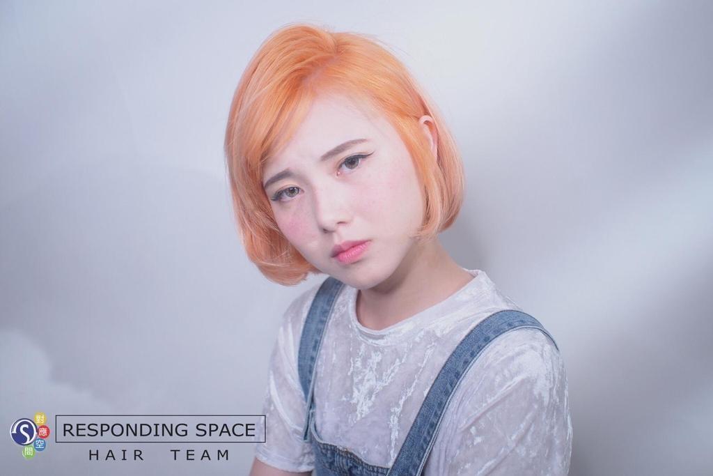 ▲▼髒髒橘色系髮色。(圖/stylemap提供)