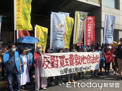 勞團反對買工費合法化 勞動部今開會商討