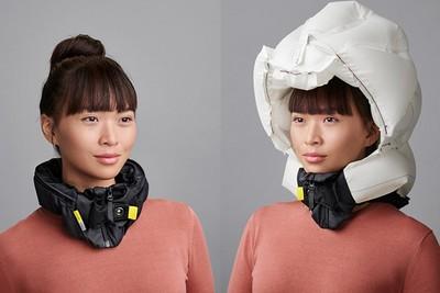 自行車充氣頭盔革命中!