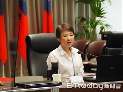 「機組10+2」中央強行增設2部 盧秀燕怒:遺憾與抗議
