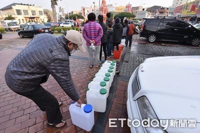 苗栗台中457個臨時供水站「一手掌握!」 台水APP上線「綠燈有水」