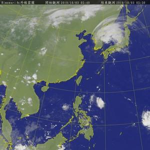 週末變天!下週颱風可能生成