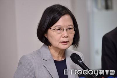 韓國瑜傳「請假跑選舉」 蔡英文:總統工作24小時!國政優先