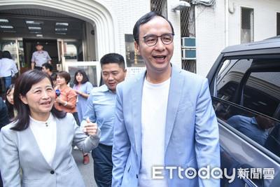 韓國瑜聲勢大跌 朱立倫:在同溫層不可能當選