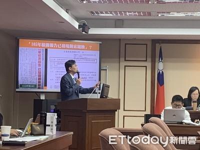 黃國昌揭6頁契約書:一轉手賺624萬?
