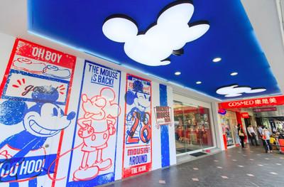 超商變迪士尼樂園!台灣限定「米奇主題店」來了 70種限定商品可愛翻