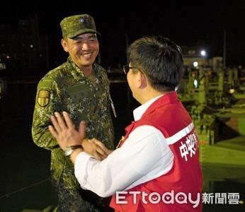 林佳龍:補償受損漁民1.2億