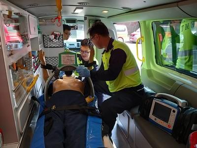 CPR救回急性心肌梗塞 消防局找恩人