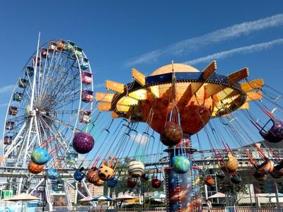 兒童新樂園「平日免費」還送遊樂券