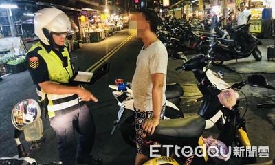 10月交通新制 警加強取締違規