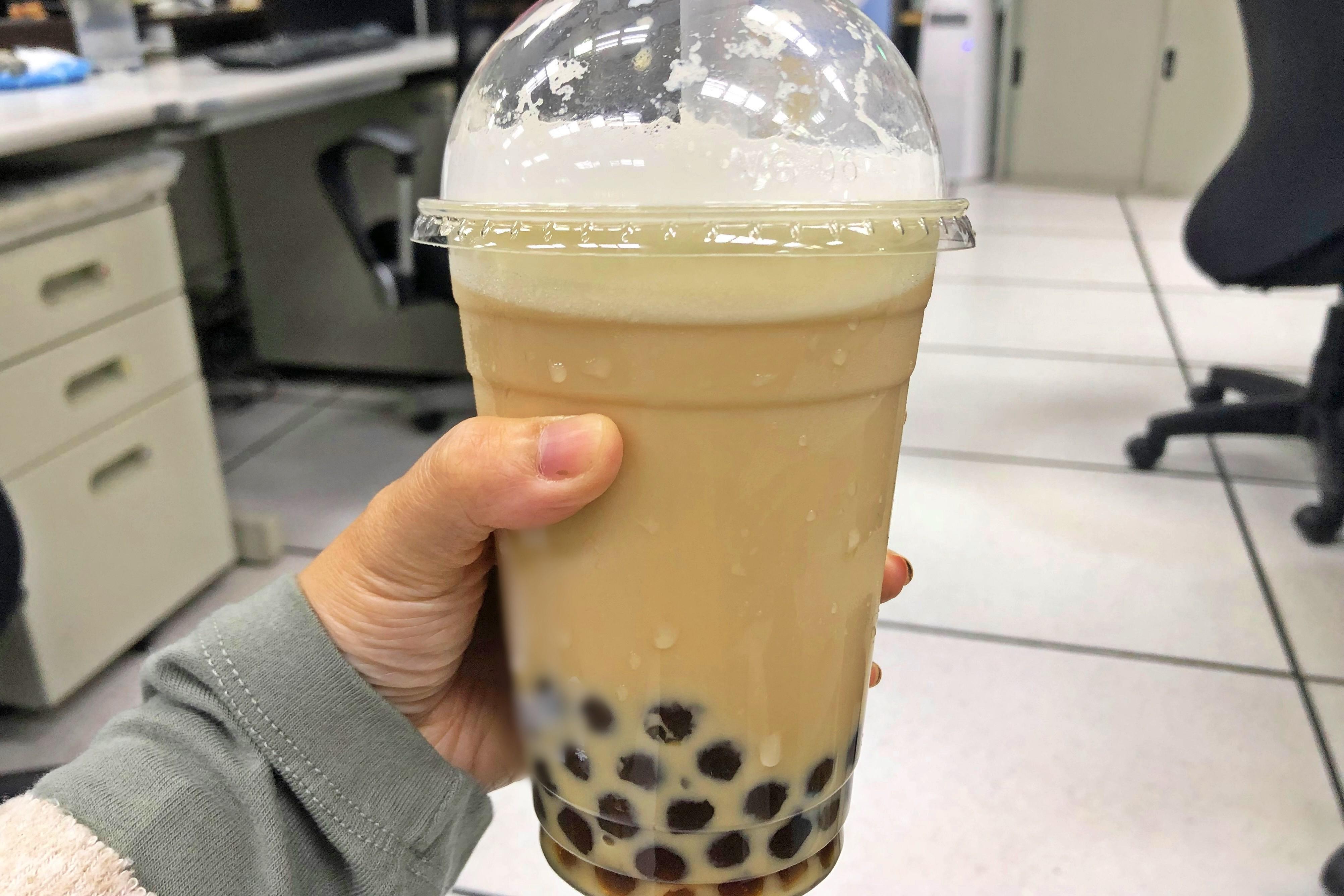 ▲▼珍奶,奶茶。(圖/記者許力方攝)