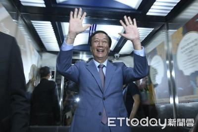 快訊/韓國瑜毀3贏局面!郭台銘嘆:讓我出來就好