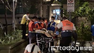 即/南港社區驚傳氣爆 女手遭燙傷